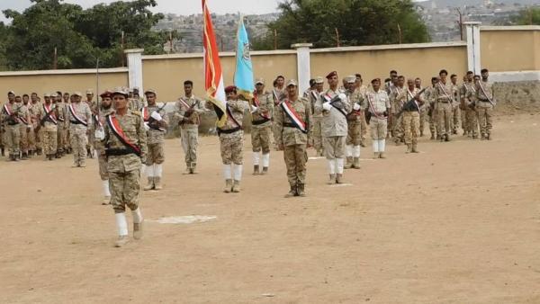 لواء الدفاع الساحلي يدشن العام التدريبي (2020م)