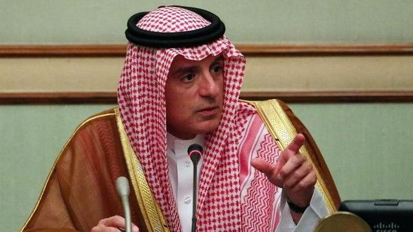 الجبير: نعترف بوجود الحوثيين ولن نسمح بـ