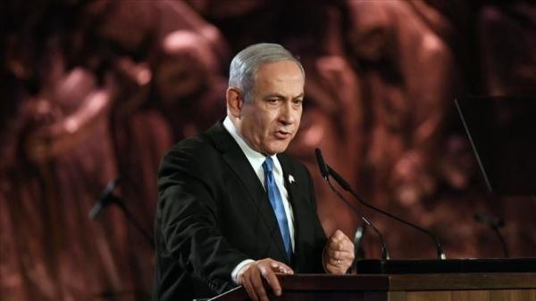 نتنياهو يثنى على موقف وزير الخارجية الإماراتي من