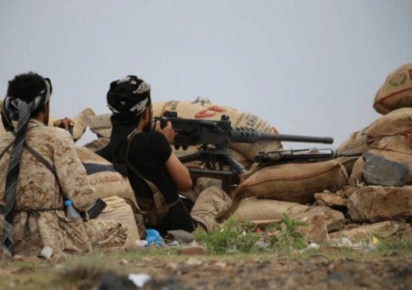 مقتل واصابة 15 حوثيا شرقي تعز