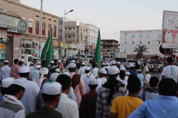 اجتماع بحضرموت يقر تعليق أكبر تجمع سنوي للصوفيين تحسبا لانتشار كورونا