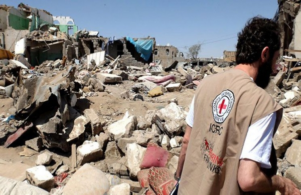 الصليب الأحمر: نخشى وقوع السيناريو الأسوأ للمعتقلين في اليمن مع تفشي كورونا