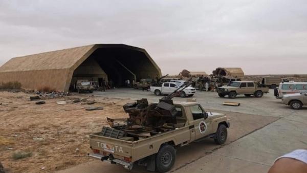 تحرير قاعدة الوطية في ليبيا: أي تداعيات عسكرية وسياسية؟
