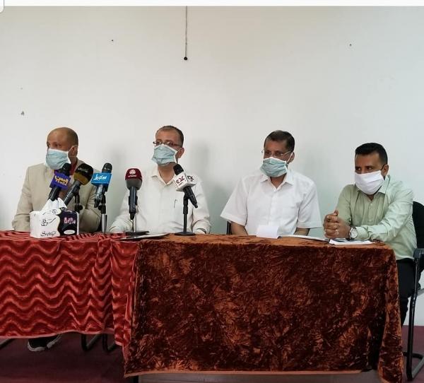 طوارئ تعز تدعو المنظمات الدولية إلى سرعة إنجاد المحافظة من كورونا