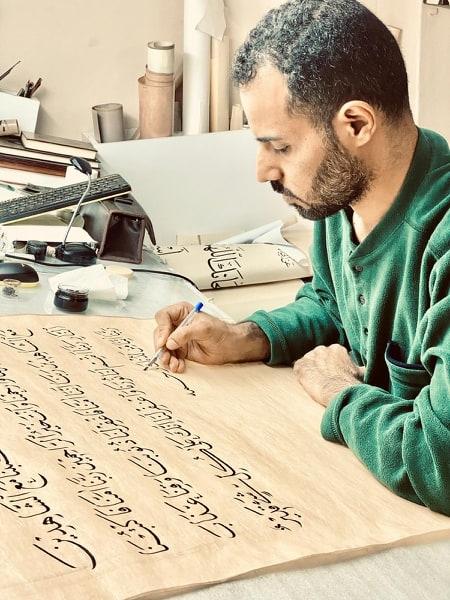 اختتام مسابقة الخط العربي في اليمن بمشاركة 50 خطاطا