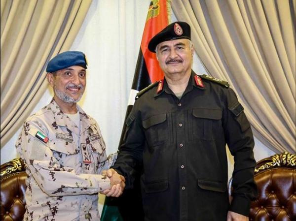 ليبيا.. ثلاث وثائق أممية تكشف تفاصيل دعم الإمارات وروسيا لحفتر
