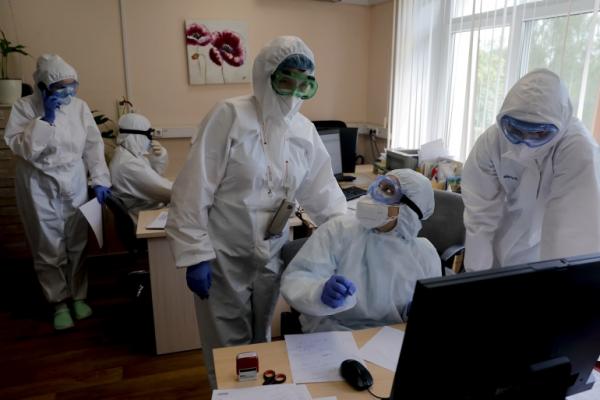 أنتجته اليابان وطوره الروس.. موسكو تطرح الأسبوع القادم أول دواء