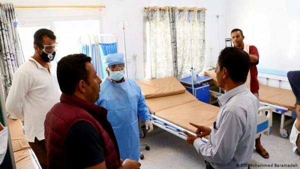الحكومة تعتزم إنشاء مستشفى بسعة 100 سرير لاستقبال حالات الإصابة بكورونا