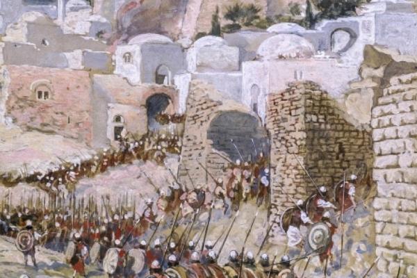 عسكرة الكتاب المقدس بين إسرائيل والولايات المتحدة.. كيف يستخدم الاحتلال