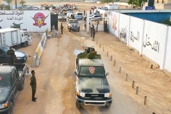 قوات حفتر تواصل حشد المرتزقة لمعركة سرت و