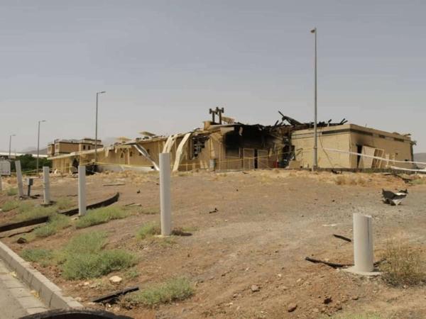 إيران تهدد برد صارم إذا تبين أن انفجار منشأة