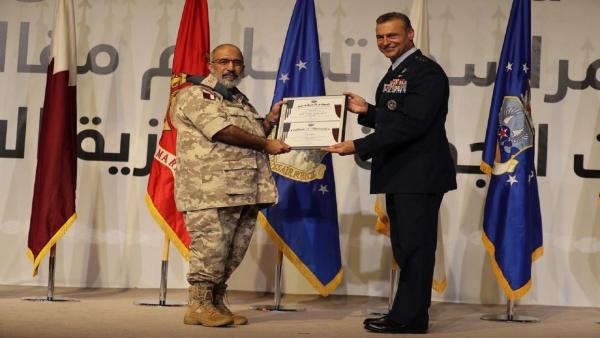 رئيس الأركان القطري: علاقاتنا العسكرية مع واشنطن تزداد قوّة ومتانة