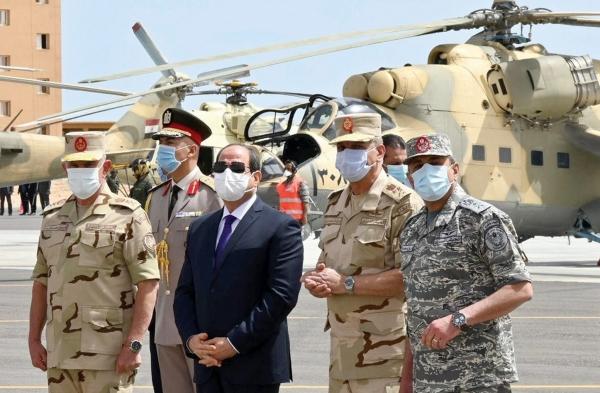 استعدادا للتدخل في ليبيا.. البرلمان المصري يجيز إرسال قوات للخارج وتركيا تدعو لنبذ حفتر