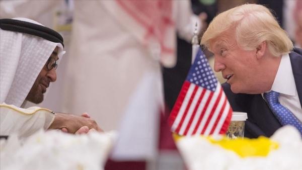 ترامب وبن زايد يتناولان هاتفيًا الشأن الليبي