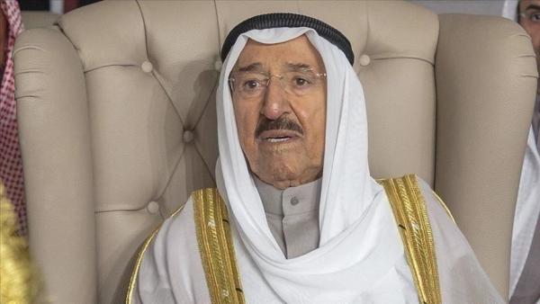 أمير الكويت إلى الولايات المتحدة لاستكمال العلاج