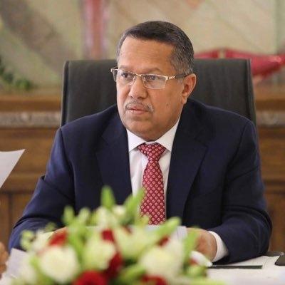 بن دغر: الاتفاق بين الحكومة والانتقالي محاولة لاستعادة الوعي بجوهر الأزمة في اليمن