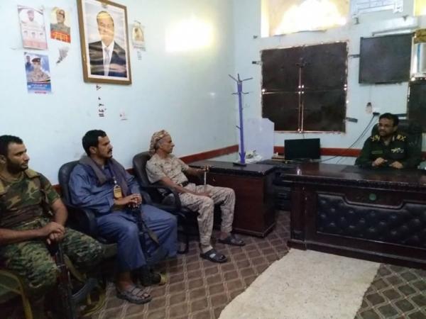 وكيل وزارة الداخلية يشدد على رفع مستوى الحس الأمني في مأرب