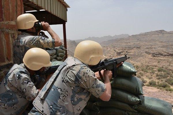 جماعة الحوثي تعلن مقتل العشرات من القوات الموالية للسعودية جنوب المملكة