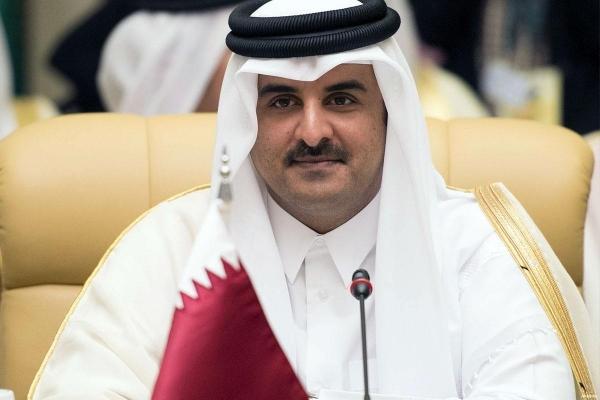 أمير قطر: الحل في اليمن يكمن في الحوار بين اليمنيين وفق الثوابت الوطنية