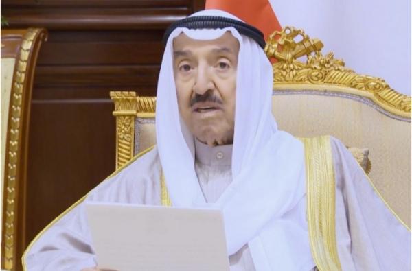 الشيخ صباح الأحمد..