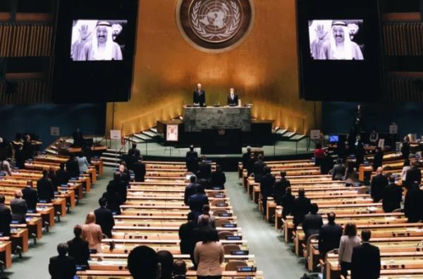 الأمم المتحدة تكرّم أمير الكويت الراحل في جلسة خاصة