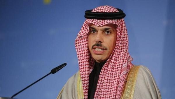 وزير الخارجية السعودي يتحدث عن حل
