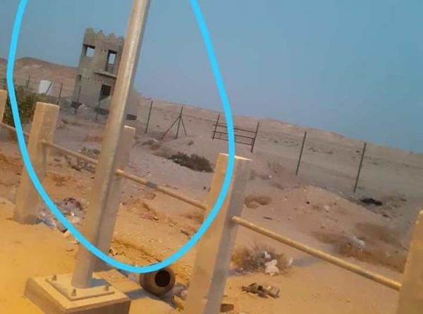 معتصمو المهرة يستنكرون استحداثات وإجراءات سعودية في منفذ شحن