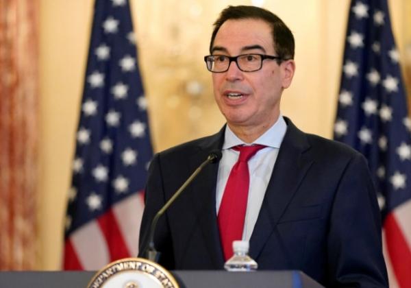 وزير الخزانة الأميركي في زيارة رسمية لإسرائيل والبحرين والإمارات