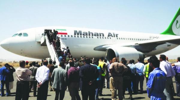 مصدر دبلوماسي: التحالف منح إذناً لطائرة خاصة نقلت السفير الإيراني من طهران إلى صنعاء