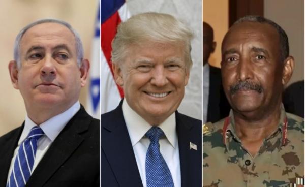 ترامب تحدث عن 5 دول في الطريق بينها السعودية.. السودان يلتحق بقطار التطبيع بعد رفع اسمه من قائمة الإرهاب