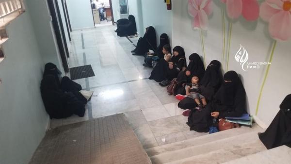 """""""سام"""": استهداف الحوثيين لمستشفيات تعز انتهاك يرقى لجرائم حرب"""