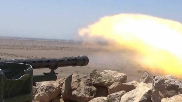 مصرع حوثيين .. والجيش الوطني يحرر مواقع إستراتيجية في الجوف