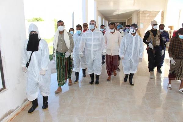 كورونا في اليمن.. تسجيل 19 حالة اشتباه