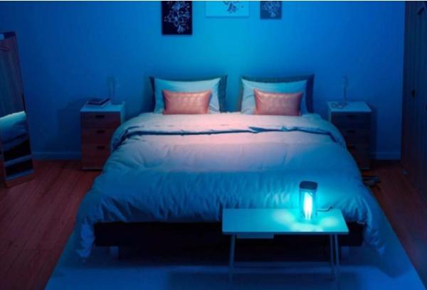 تعقيم سريع للمنازل.. إضاءة بتقنية الأشعة فوق البنفسجية للحماية من الفيروسات