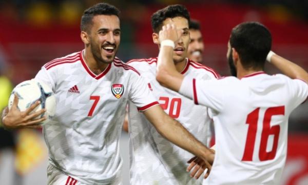 منتخب الإمارات يواجه إسرائيل وديا صيف 2021