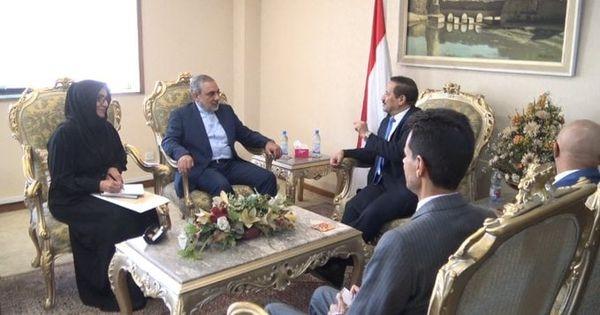وزير الإعلام: تصعيد الحوثيين منذ وصول حسن إيرلو يقوض جهود حل الأزمة في اليمن