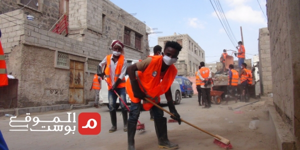 """""""الموقع بوست"""" ينقل معاناة المهاجرين الأفارقة بعدن.. مأساة مزمنة وحلول تخفف المعاناة (فيديو خاص)"""