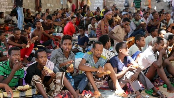 الأمم المتحدة: 135 ألف طلب لجوء في اليمن منذ مطلع العام الجاري