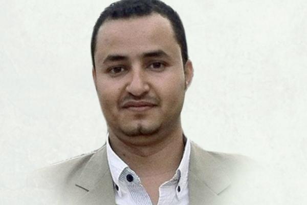 جماعة الحوثي تعلن تدهور صحة الصحفي