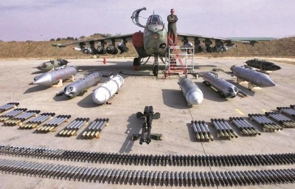 السعودية تحتل المرتبة الثانية في شراء الأسلحة من بلجيكا