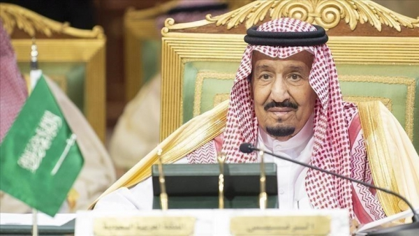 الملك سلمان يوجه بدعوة زعماء الخليج لقمة الرياض