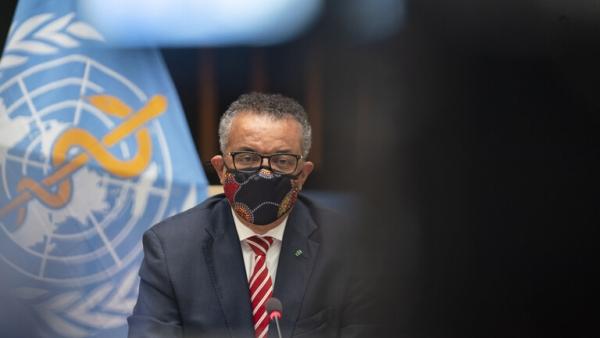 """""""الصحة العالمية"""" تكشف عما يمكن أن يواجهه العالم في عام 2021"""