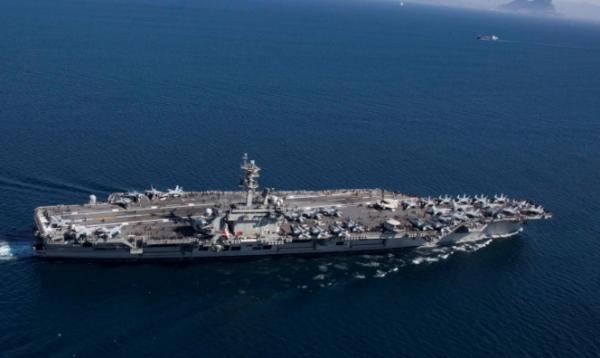 """إيران تتهم أميركا بالبحث عن ذريعة للحرب وواشنطن تسحب حاملة طائرات من الخليج """"لخفض"""" التوتر"""