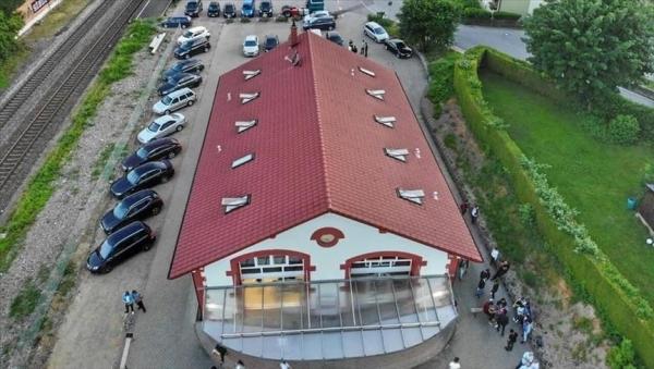 مسجد في ألمانيا يتلقى رسالة عنصرية
