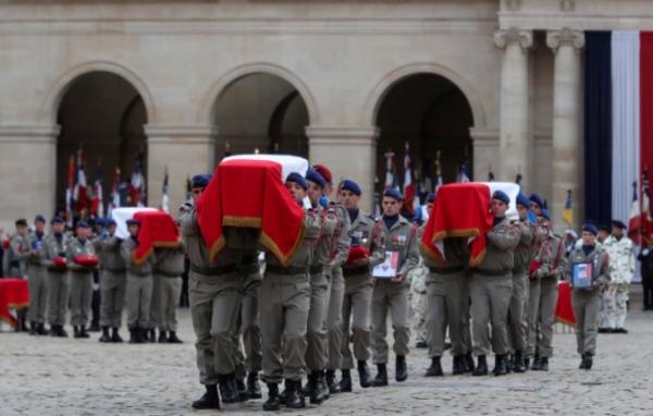 مصرع جنديين فرنسيين في مالي