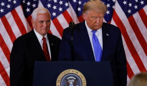 نواب يتأهبون لمحاكمة ترامب برلمانيا ونائبه قد يؤيد عزله وتفاصيل جديدة عن اقتحام الكونغرس