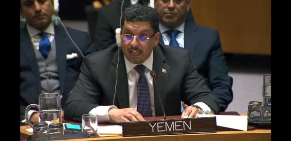 وزير الخارجية: الإعاقة الحقيقية لعمليات الإغاثة باليمن سببها الحوثيين