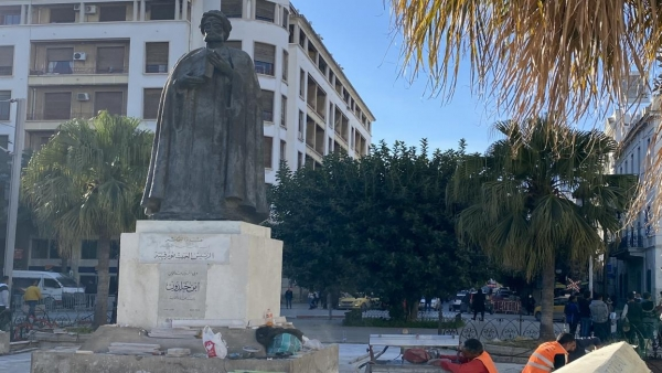 ما جرى لابن خلدون في تونس