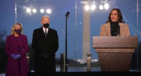 قبيل التنصيب.. بايدن يصل واشنطن وقادة الكونغرس يتفقدون الاستعدادات
