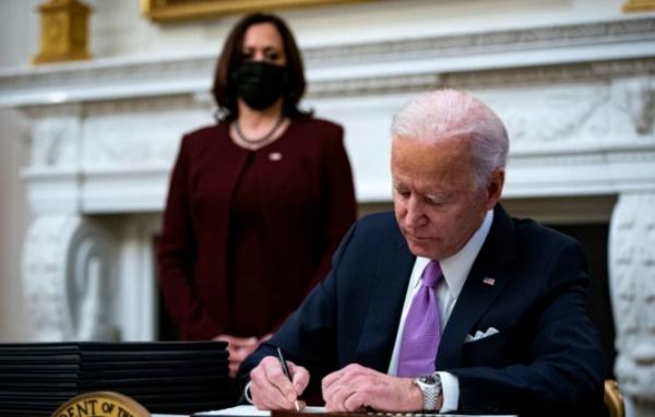 مجلس النواب الأميركي يقرّ تعيين وزير الدفاع.. بايدن يوقع أوامر تنفيذية جديدة ويطلق إستراتيجية لمحاربة كورونا